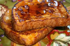Mostly Homemade Mom: Pumpkin Pie French Toast
