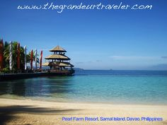 Pearl Farm Resort, Samal Island, Davao, Philippines