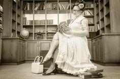 Miss Aurora Chaos Sneak Peek Pin Up Girls, Aurora, White Dress, Photoshoot, Dresses, Fashion, Vestidos, Moda, Photo Shoot