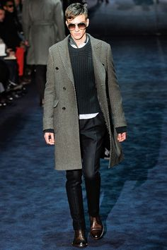 Gucci Autumn/Winter 2012-13 Menswear