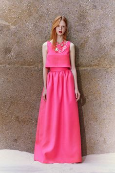 PINK. Honor | Resort 2015 Collection