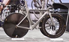 NeilPryde Bayamo time trial bike
