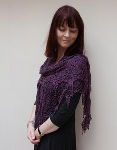 Morticia by Boo Knits on the LoveKnitting blog