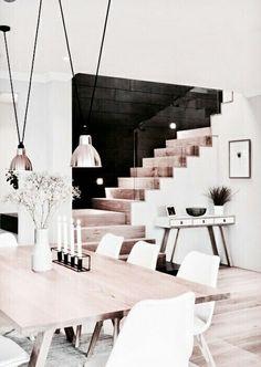 Esszimmer, Esstische und Esszimmer dekor, Esszimmer Sessel - Home Design Modern Interior Design, Modern Decor, Interior Architecture, Modern Interiors, Luxury Interior, Design Interiors, Luxury Decor, Minimal Decor, Modern Furniture