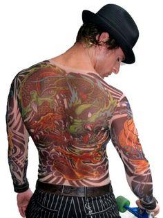 Amazoncom baby tattoo sleeve shirt