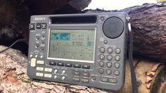 DXpedition 16/02/16 Radio New Zealand International 9700 kHz- very consi...