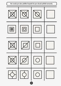 Symmetry Worksheets, Worksheets For Kids, Daily Activities, Book Activities, Lateral Thinking Puzzles, Printable Mazes, Free Printable, Visual Perception Activities, Occupational Therapy Activities