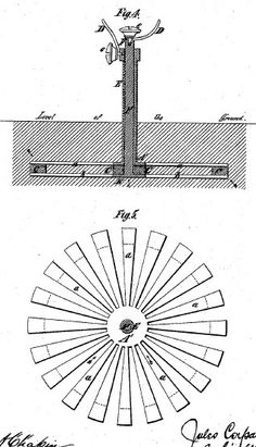 Earth Battery Patents