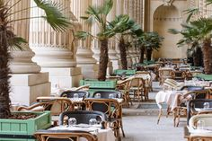 27 degrés, 27 terrasses - Carte - My Little Paris le mini palais