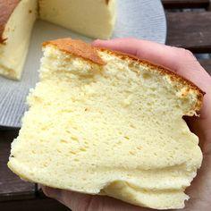 japanischer ksekuchen Un cheesecake japonais fulguropain Baking Recipes, Cake Recipes, Desserts Around The World, Arabian Food, Japanese Cheesecake, Chiffon Cake, Mousse Cake, Bakery Cakes, Vanilla Cake