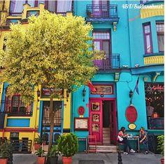 伊斯坦布爾建築裝飾之二。 ©ahmet.erdem