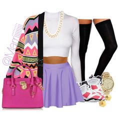 7*23*14, created by trill-forlife on Polyvore