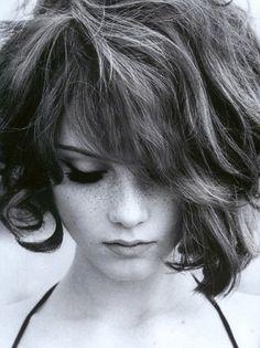 Vintage Hair & Freckles