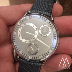 Stunning new arrival Ressence Type 1.