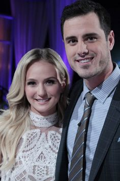 Bachelor Ben and Lauren Bushnell tell us details about their new show, what happens when they disagree with each other, and what they think of JoJo's season of The Bachelorette.