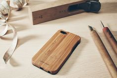 Grove Bamboo Case for iPhone
