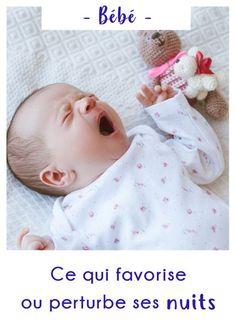 Oui, il est possible de favoriser l'installation d'un bon sommeil chez bébé. A l'inverse, certaines de vos réactions peuvent le perturber… #sommeil #bébé #notrefamille