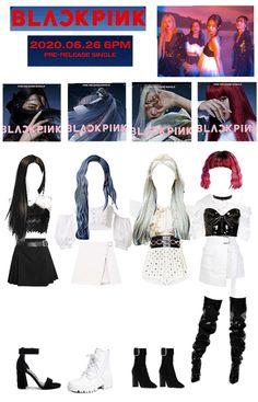 Concert Fashion, Fashion Idol, Kpop Fashion Outfits, Stage Outfits, Dance Outfits, Look Fashion, Crop Top Outfits, Retro Outfits, Girly Outfits