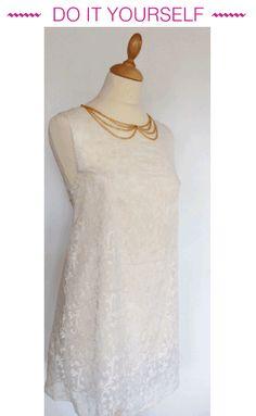 Do It Yourself : Ma robe bohème pour toujours - Mondial Tissus