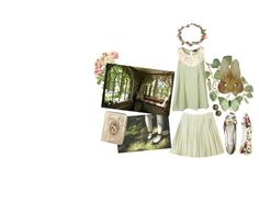"""All shall fade"" by babytangerine ❤ liked on Polyvore"