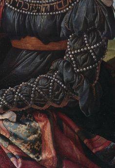 Jan van Scorel (1495-1522), Marie Madeleine, vers 1530, huile sur panneau de chêne, 66,3 × 76 cm, SK-A-372. Rijksmuseum, Amsterdam. http://storage.canalblog.com/80/87/119589/107881099_o.jpg