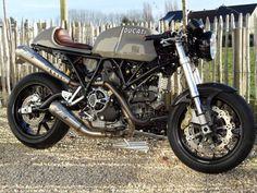 Ducati Grey