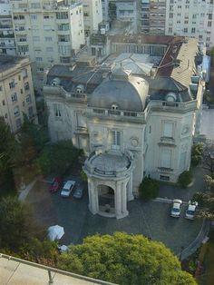 National Museum of Decorative Arts Argentine Buenos Aires, Art Nouveau Arquitectura, Drake Passage, Spanish Architecture, Argentina Travel, City That Never Sleeps, Most Beautiful Cities, New City, Travel Memories