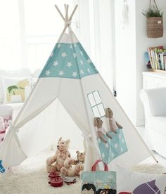 teepee camping
