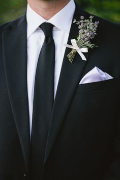 Smart Chic look for a Groom