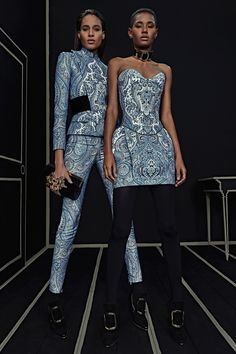 Balmain Pre-Fall 2016 Collection Photos - Vogue