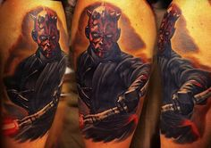 Star Wars tattoo - Bartosz Panas