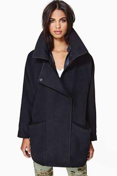 Nasty Gal Coletta Coat | Shop Jackets + Coats at Nasty Gal