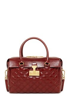 Rudi Quilted Leather Handbag by Marc Jacobs on @HauteLook