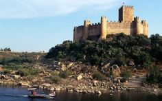 15 Castles in Portugal to Add to Your Bucket List - via Travel + Leisure 07-12-2016 | You can find castles all around the world, but Portugal, Travel + Leisure's 2016 Destination of the Year, is a great destination for doing some castle-hopping. In fact, make an entire itinerary out of this list. Not only will you get a good taste of the entire country, but there's nothing better than spending a week (or two) soaking in the history and architecture of fortresses of the past.