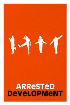 Arrested Development Chicken Dance poster.