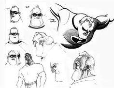 the incredibles concept art Pixar Character Design, Character Drawing, Character Design Inspiration, 3d Character, Pixar Concept Art, Disney Concept Art, Disney Art, Disney Sketches, Disney Drawings