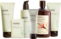 Steward of Savings : FREE AHAVA Skincare Product Reviews! (Possibly)  http://www.stewardofsavings.com/2015/07/free-ahava-skincare-product-reviews.html