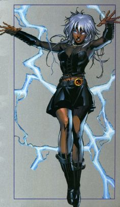 Storm  Auction your comics on http://www.comicbazaar.co.uk