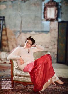 Shailene Woodley Teen Vogue April, 2014