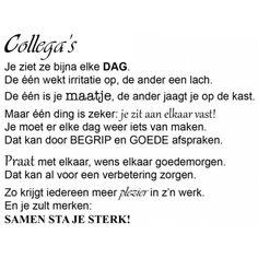 grappige spreuken werk 10 beste afbeeldingen van Collegas   Dutch quotes, Job quotes en  grappige spreuken werk
