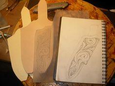 knife sheath Patterns Download
