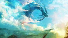 ArtStation - The Storm King, Aaron Nakahara