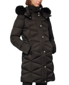 Shop a great selection of Andrew Marc Truvy Genuine Fox Fur Trim Down & Feather Fill Parka. Find new offer and Similar products for Andrew Marc Truvy Genuine Fox Fur Trim Down & Feather Fill Parka. Coats For Women, Clothes For Women, Parka Style, Long Parka, Down Feather, Andrew Marc, Diamond Quilt, Gowns With Sleeves, Down Coat