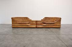 De Sede Terazza Sofa by Ubald Klug  Switzerland 1973