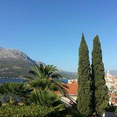 L'île de Korčula en Croatie <3