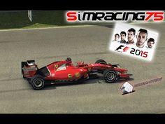 F1 2015 Ferrari @ Sepang - 25%Race - YouTube
