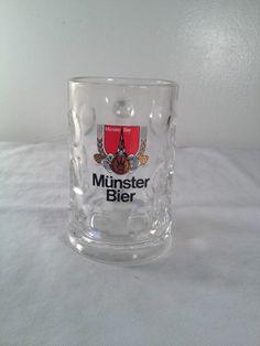 Munster Bier, beer mug, .2L