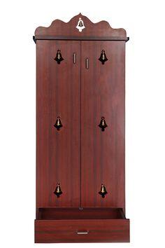 Wooden Pooja Mandir Designs