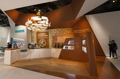 Siemens Home Appliances stand by KMS BLACKSPACE and SCHMIDHUBER, Berlin