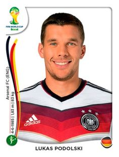 Alemania - Lukas Podolski